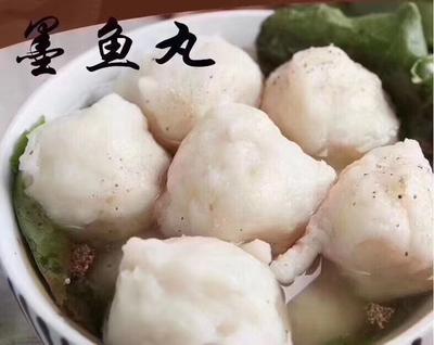 广东省潮州市饶平县墨鱼丸