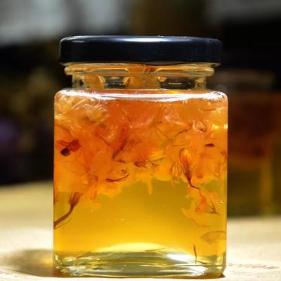 这是一张关于茉莉花酿 玻璃瓶装 100% 2年 的产品图片