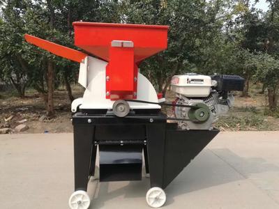 河南省郑州市荥阳市秸秆揉搓机 家用小型多功能