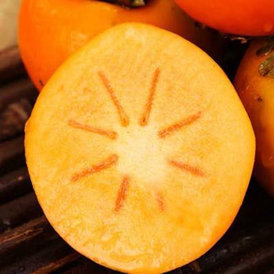 这是一张关于冰糖心脆柿子 的产品图片