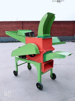河南省郑州市荥阳市秸秆揉搓机 铡草粉碎揉丝机60型