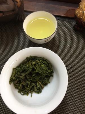 广东省清远市英德市白沙绿茶 一级 罐装