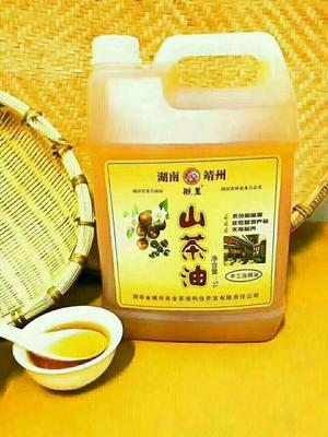 湖南省怀化市靖州苗族侗族自治县野生山茶油
