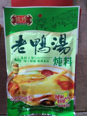 重庆江津区老鸭汤调味料