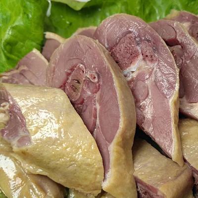 江苏省扬州市江都区扬州鹅 4斤以下 统货 半圈养半散养