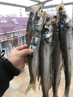 这是一张关于翘嘴白鱼干 的产品图片