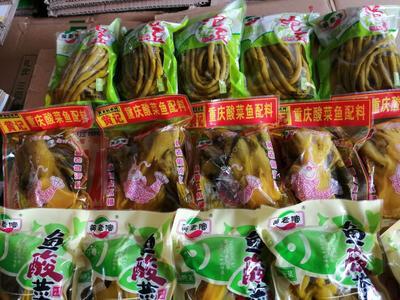 湖南省岳阳市华容县鱼酸菜 老坛泡菜 酸菜