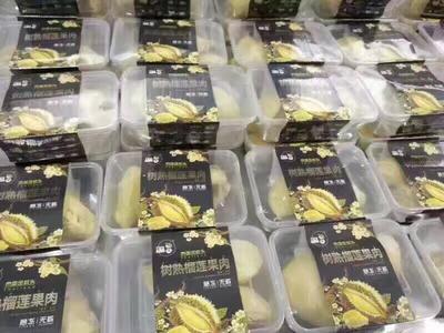 河北省唐山市路北区泰国金枕榴莲 90%以上 5公斤以上