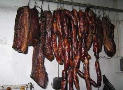 贵州省贵阳市息烽县贵州农家腊肉 散装