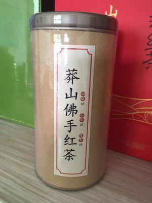 湖南省郴州市宜章县佛手红茶 特级 罐装