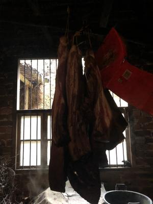 这是一张关于土家腊肉 散装 的产品图片