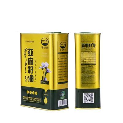 北京朝阳区冷榨亚麻籽油