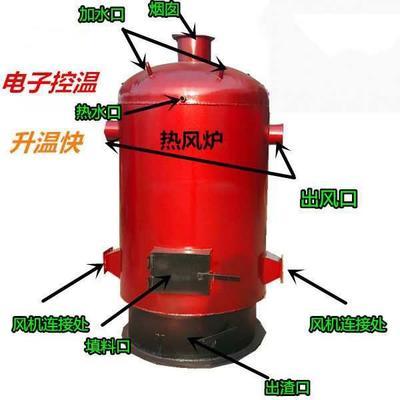 河南省郑州市荥阳市养殖热风炉