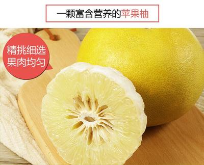 这是一张关于苹果柚 1.5斤以上 的产品图片