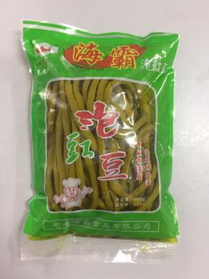 湖南省岳阳市华容县酸豆角 泡豇豆酱腌菜
