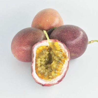 广西壮族自治区玉林市兴业县紫红色百香果 60 - 70克