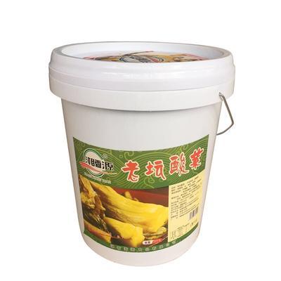 湖南省岳阳市华容县鱼酸菜 桶装老坛酸菜20公斤