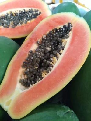 广西壮族自治区南宁市兴宁区红心木瓜 1.5 - 2斤