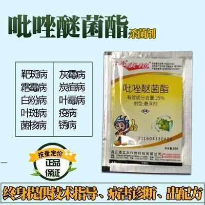山东省潍坊市奎文区吡唑醚菌酯 悬浮剂 袋装 低毒