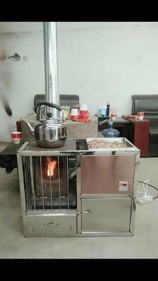 山东省滨州市邹平县锅炉 生物燃料颗粒取暖炉