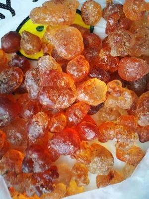 这是一张关于食用桃胶 24个月以上 的产品图片