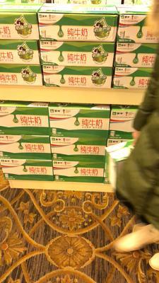 四川省南充市顺庆区牛奶 阴凉干燥处 6-12个月