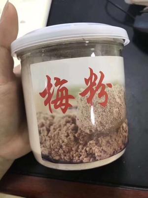 广东省广州市越秀区白粉梅 20-25g 话梅粉