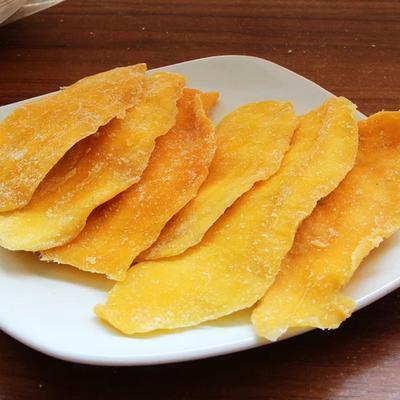 广西壮族自治区南宁市西乡塘区芒果干 泰国风味酸甜
