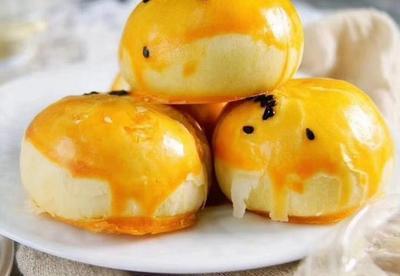广西壮族自治区北海市合浦县蛋黄酥 1个月