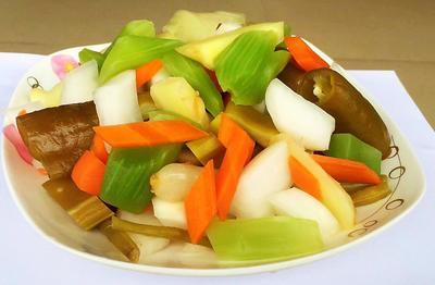 广西壮族自治区桂林市荔浦县萝卜泡菜