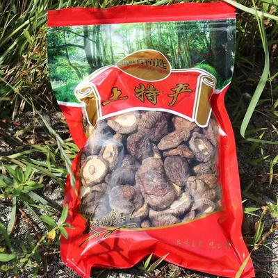 福建省宁德市古田县无根干香菇 袋装 500克 肉厚