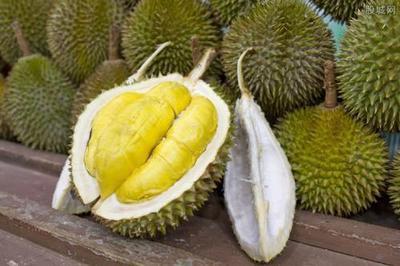 广西壮族自治区玉林市容县泰国金枕榴莲 80 - 90%以上 4 - 5公斤