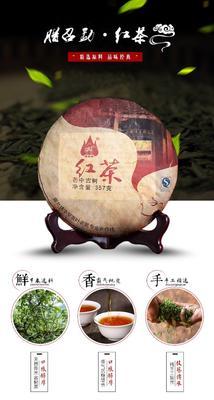 云南省普洱市孟连傣族拉祜族佤族自治县古树红茶 二级 散装