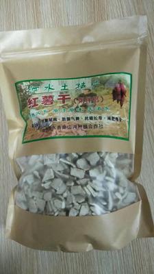 这是一张关于红薯片 1年 整果状 袋装 的产品图片
