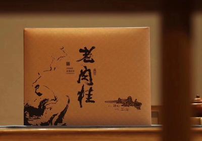 福建省泉州市安溪县原种大红袍 特级 礼盒装
