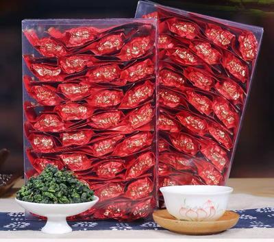福建省泉州市安溪县铁观音 特级 袋装 铁观音茶叶500克