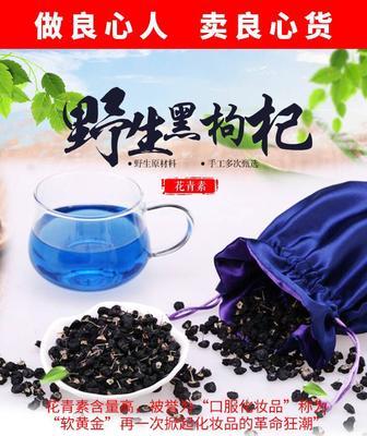 云南省昆明市官渡区黑枸杞 特优级