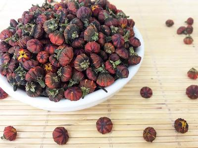 新疆维吾尔自治区哈密地区哈密市昆仑雪菊 一级 罐装 昆仑胎菊花茶