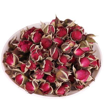 安徽省滁州市凤阳县金边玫瑰茶 一级 罐装 玫瑰花茶云南金边玫瑰花茶