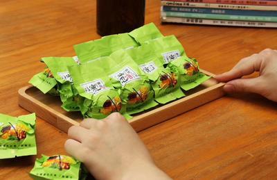 福建省泉州市安溪县柠檬红茶 特级 礼盒装