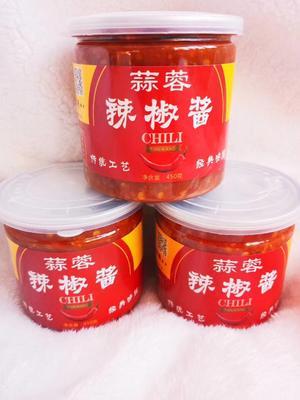 辽宁省营口市鲅鱼圈区辣椒酱 三种口味:微辣,中辣,超辣
