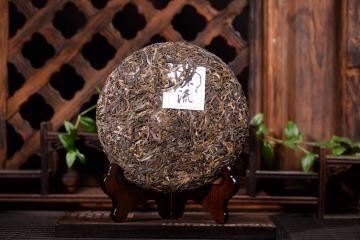 云南省昆明市官渡区普洱饼茶 一级 盒装