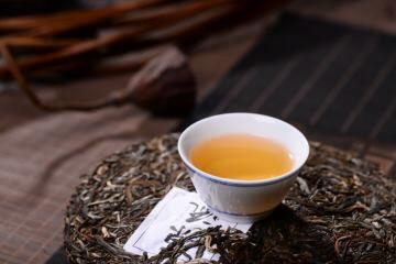 云南省昆明市官渡区大叶古树普洱茶 一级 盒装