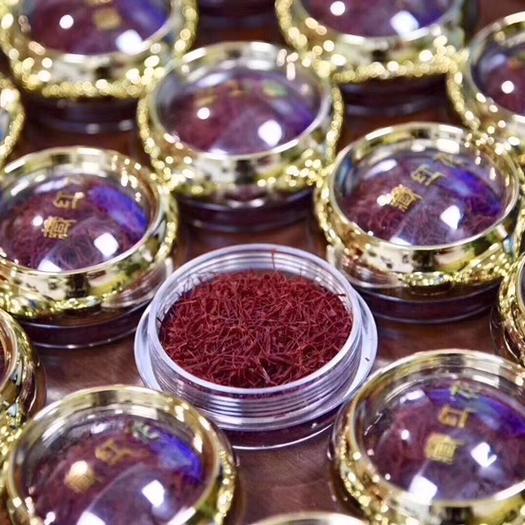 特级伊朗藏红花长丝  10克起包邮  品质保证
