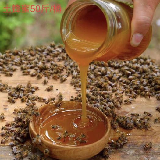 批发纯蜂蜜中蜂土蜂蜜50斤起6.0元每斤包物流代工贴牌