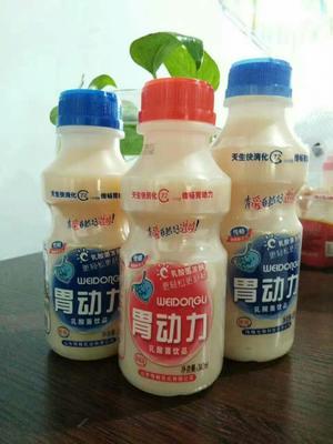 辽宁大连饮料 塑料瓶 6-12个月 胃动力和优胃多   乳酸资料340ml版