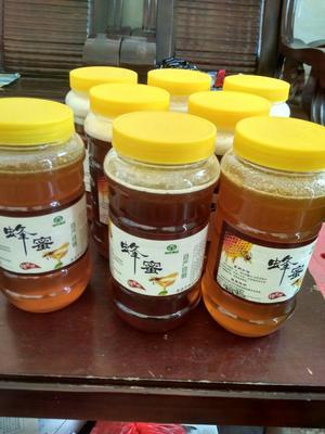这是一张关于土蜂蜜 98% 2年以上 塑料瓶装的产品图片