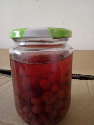 甘肃陇南草莓 50克以上