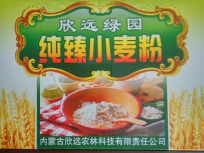 内蒙古自治区巴彦淖尔市五原县有机石磨面粉