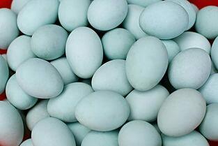 这是一张关于青皮鸭蛋 食用 散装的产品图片